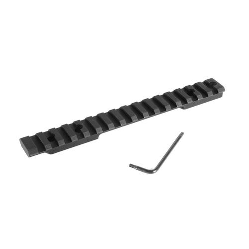 EGW HD Savage Round Back Short Action (Drilled For #8 Screws) Picatinny Rail 20 MOA?>