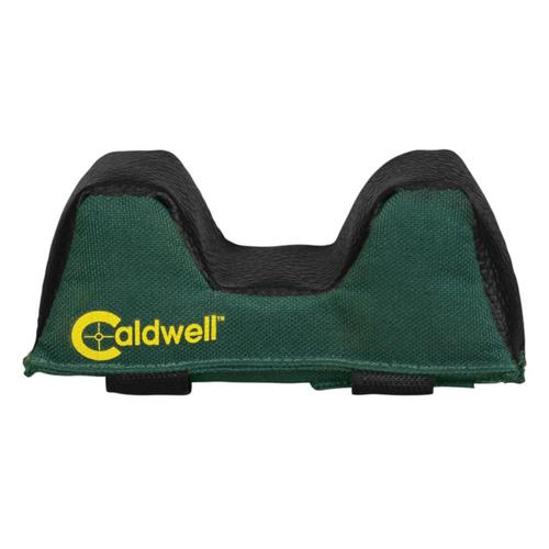 Caldwell Universal Deluxe Varmint Forend Front Shooting Rest Bag Medium Nylon and Leather Filled 263234?>