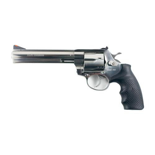 "Alfa Proj. 3561 Revolver .357 Magnum  Stainless Steel 6 Rounds 6"" Barrel H01ALFA03561SS?>"
