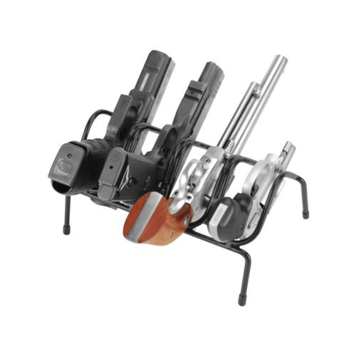 Lockdown 4 Handgun Rack Over-Molded Wire Construction Matte Black Finish 222200?>