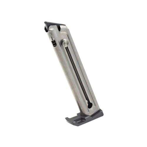 Ruger Mark IV 22/45 Factory OEM 10 Round Magazine .22LR Stainless Finish 90599ss?>