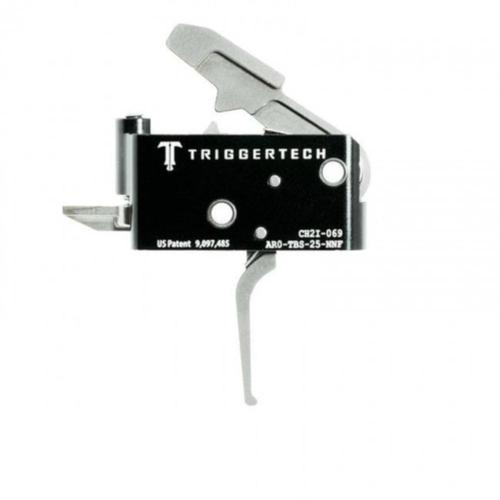 TriggerTech AR-15 Competitive Flat Stainless Fixed 3.5lb 2 Stage AR0-TBS-33-NNF?>