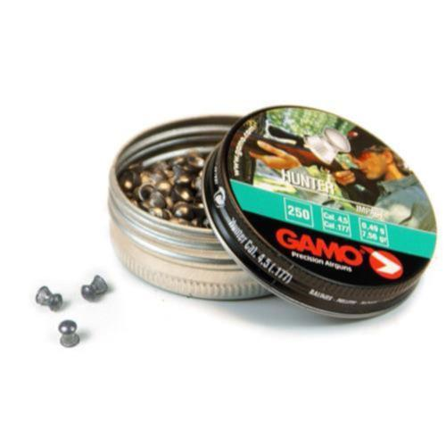GAMO High Knockdown Power Dome Tip Pellets .177 Caliber 6320824BL54  - Tin of 250?>