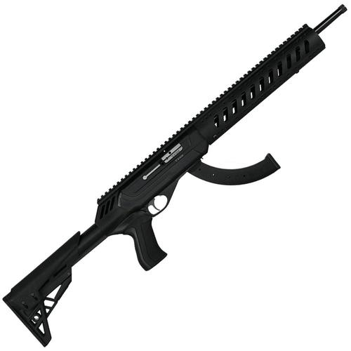 "CZ 512 Tactical Semi-Auto Rifle 22LR 16"" Barrel Threaded?>"