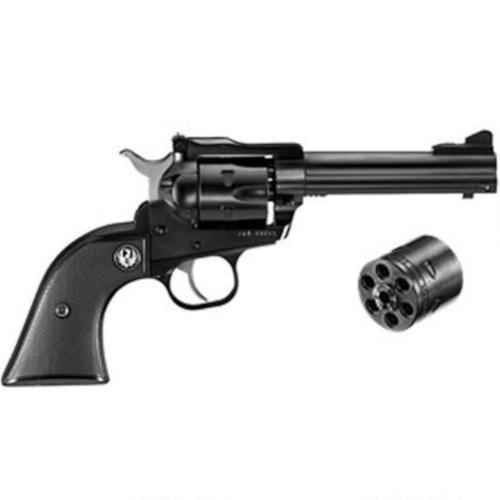 "Ruger New Model Single Six Convertible Single Action Revolver 22 LR/22 WMR 4.62"" Barrel 6 Rounds 0623?>"