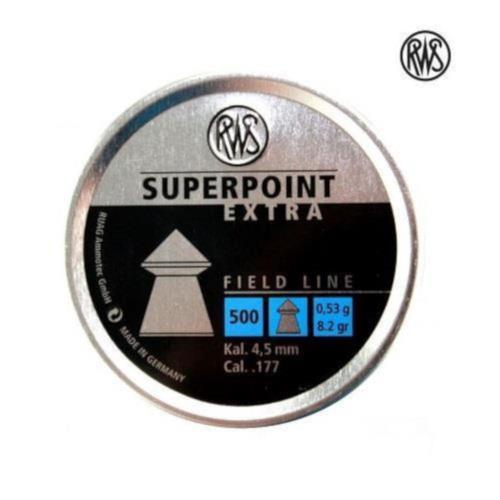 RWS SuperPoint Pellets Extra Field Line c.177 - Tin of 500?>