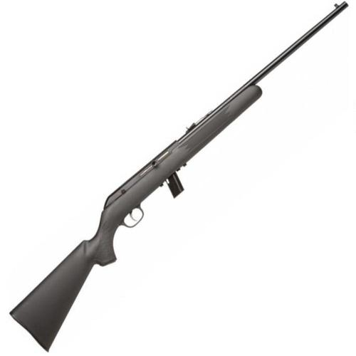 "Savage Model 64F Semi-Auto Rimfire Rifle .22 LR 21"" Barrel 10 Rounds Synthetic Stock Satin 40203?>"