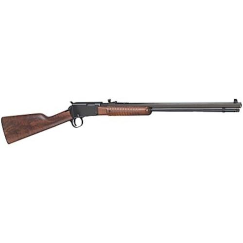 "Henry Octagon Pump Action .22LR Rifle 20"" 15+1 rounds American Walnut H003T?>"