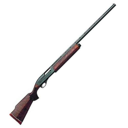 "Remington Model 1100 Classic Trap Semi Auto Shotgun 12 Gauge 30"" Barrel 2.75"" Chamber 4 Rounds High Gloss Walnut Stock Blue Barrel 25333?>"