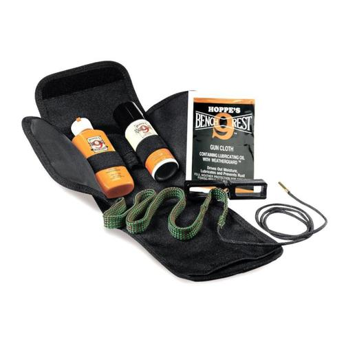 Hoppe's Boresnake Soft-Sided Cleaning Kit for 30cal Rifles 34015?>