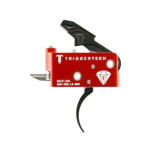 TriggerTech AR Diamond Pro Trigger Group Curved Bow AR-15 LR-308 Two Stage AR0-TRB-14-NNP?>