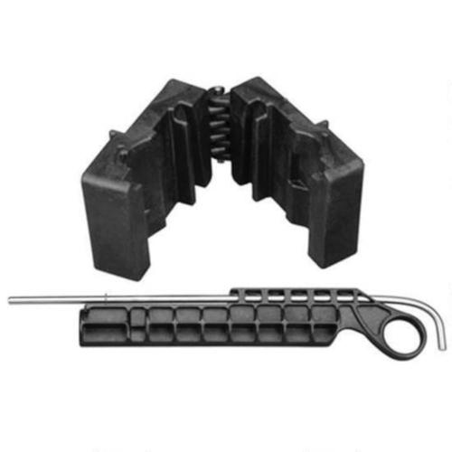 Wheeler Delta Series Upper Receiver AR-15 Action Vise Block Clamp 156444?>