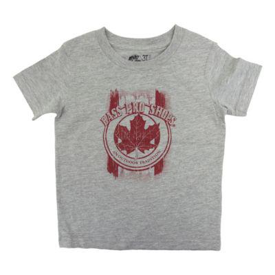 Bass Pro Shops® Toddlers' Canada Flag Short-Sleeve T-Shirt?>