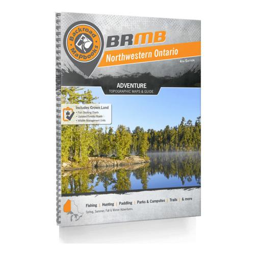 Backroad Mapbook - Northwestern Ontario?>