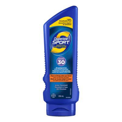 Coppertone® Sport Lotion SPF30 Sunscreen?>