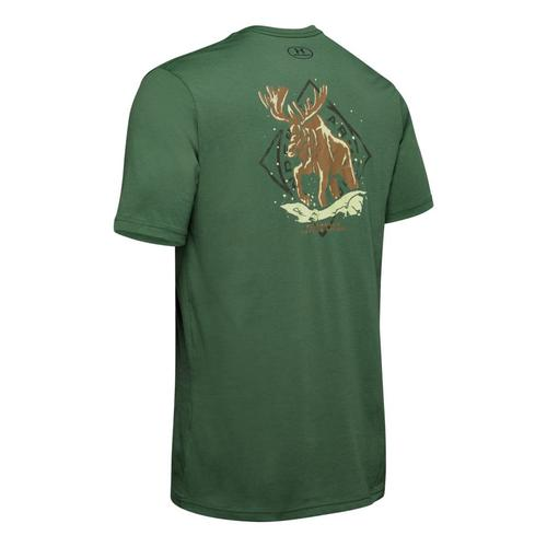 Under Armour® Men's Classic Moose Graphic T-Shirt?>