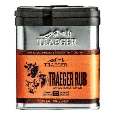 Traeger Rub Seasonings?>