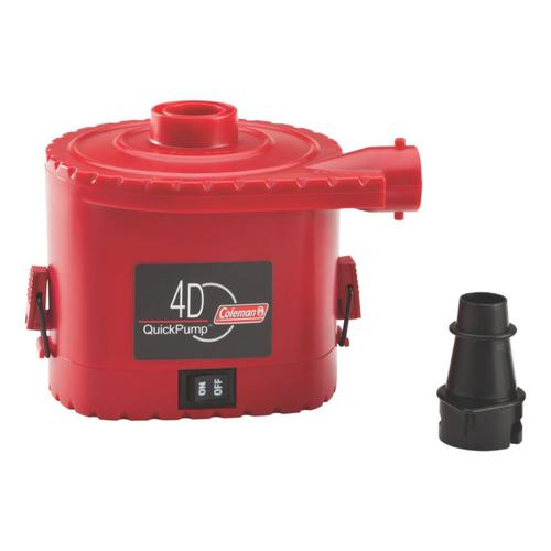 Coleman® 4D Quickpump™ Air Pump?>