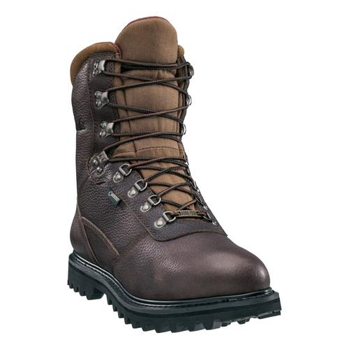 Cabela's Men's Iron Ridge® 400-gram Leather Hunting Boots?>