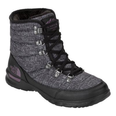 The North Face® Women's ThermoBall™ Lace II Boots?>