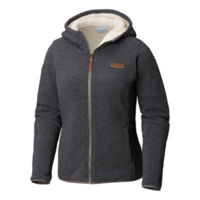 Columbia™ Women's Winter Wander Lined Full-Zip Hoodie?>