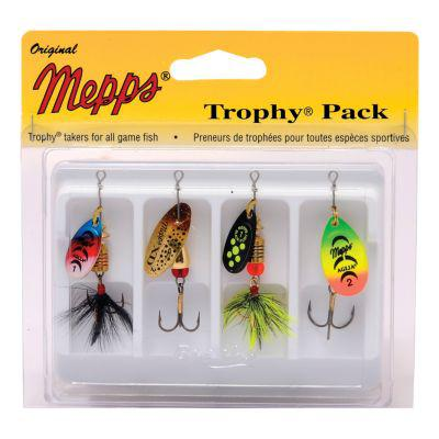 Mepps Trophy 4-Piece Kits?>