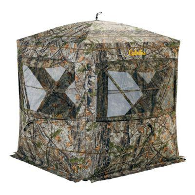 Cabela's The Zonz Specialist Ground Blind?>