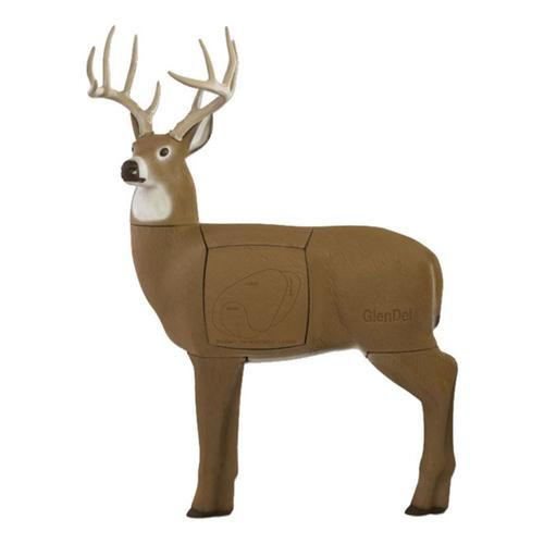 Glendel Full Rut Buck Target - Factory Second?>