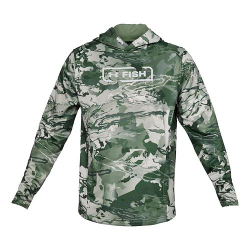 Under Armour® Men's Camo Tech™ Terry Hoodie?>