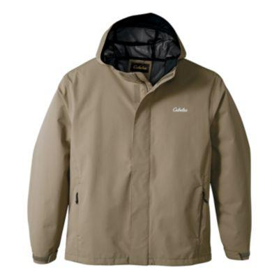 Cabela's Rain Stopper Jacket with 4MOST REPEL™?>