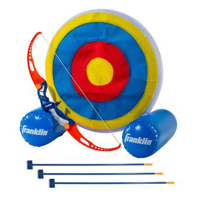 Franklin Sports Inflatable Archery Target Set?>