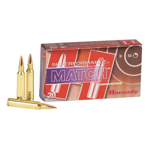 Hornady Superformance Match Rifle Ammunition?>