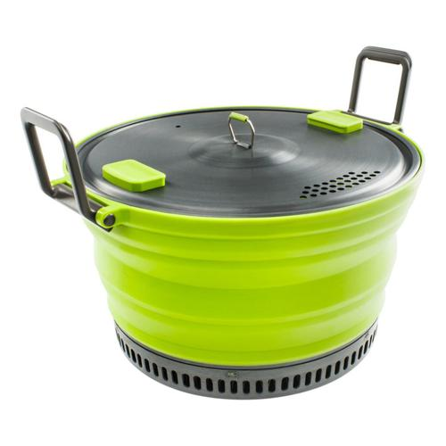 GSI Outdoors Escape HS 3 Litre Collapsible Pot?>