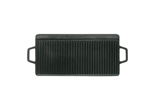 Cabela's Outfitter Series Cast-Iron Grill/Griddles?>
