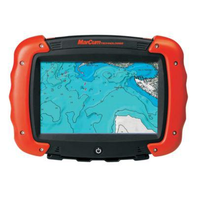 MarCum RT-9 Touch-Screen GPS Tablet?>