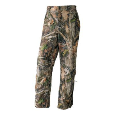 Cabela's Men's MTO50 Quiet Pack Rain Pants?>