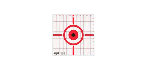 Birchwood Casey Rigid 12'' Paper Crosshair Sight-In Targets?>