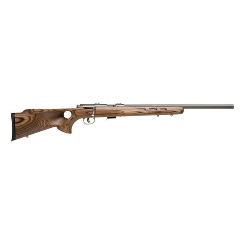 Savage 93R17 BTVS Bolt Action Rifle w/ AccuTrigger?>