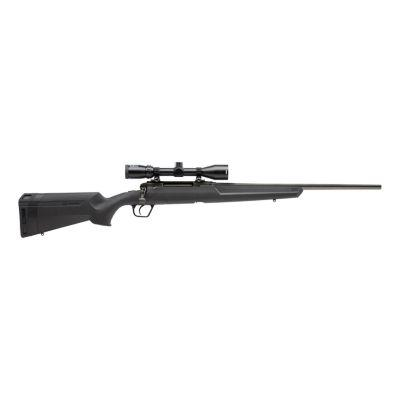 Savage® Axis XP Compact Bolt Action Rifle w/Scope?>