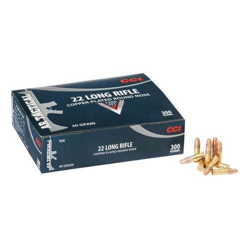 CCI AR Tactical .22 LR Ammunition?>