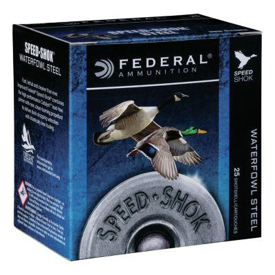 Federal Speed Shok Steel Shotshells - 16 Gauge?>