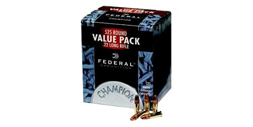 Federal Champion .22LR Value Pack?>