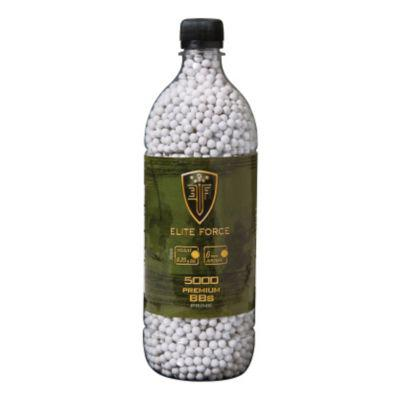 Elite Force Premium Airsoft BBs - 5000 Pack?>