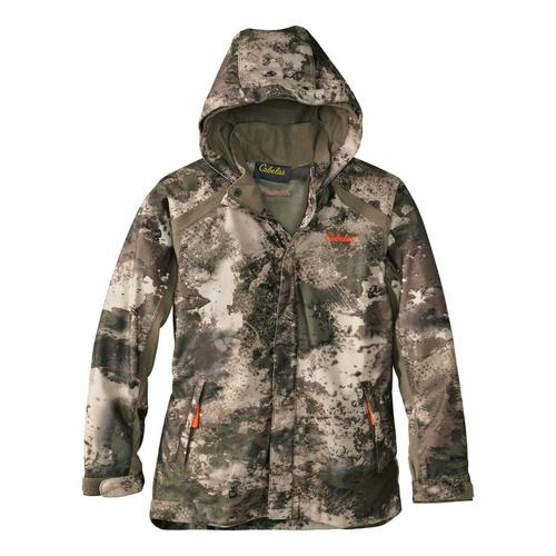 Cabela's Youth Rain Suede™ Jacket with 4MOST DRY-PLUS®?>