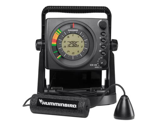Humminbird ICE-45 Flasher?>