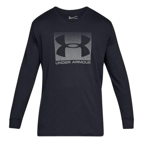 Under Armour® Men's Sportstyle Boxed Long-Sleeve Shirt?>