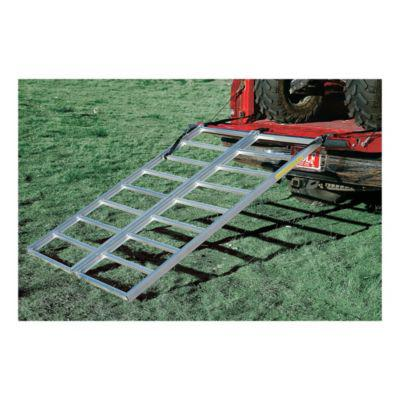 YUTRAX ATV Super Lite Bi-Fold Loading Ramps?>