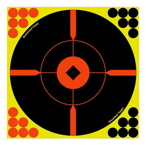 "Birchwood Casey Shoot-N-C 12"" BMW Targets - 5 Pack?>"