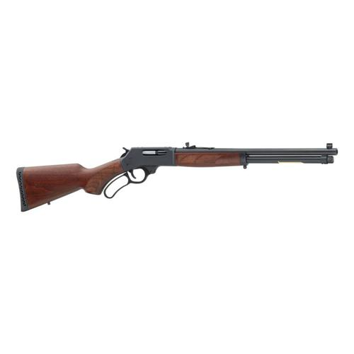 Henry Steel Round Barrel Lever Action Rifle?>