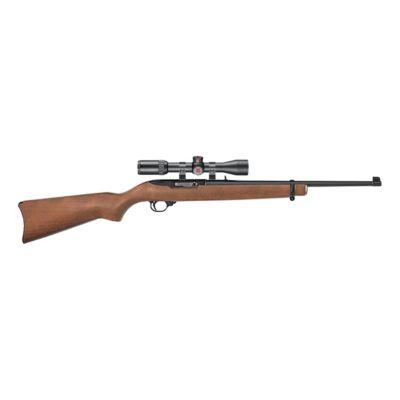 Ruger® 10/22 Semi-Automatic Rifle with Scope?>
